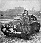 1950a - Molander-Von Essen - Saab 92